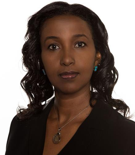 Halima Osman IDC Global Agent