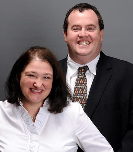 Melissa and David Team